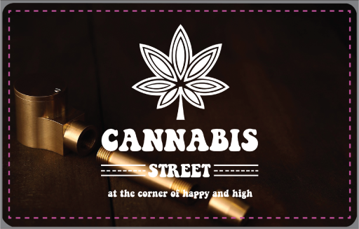 Cannabis Store Gift Card